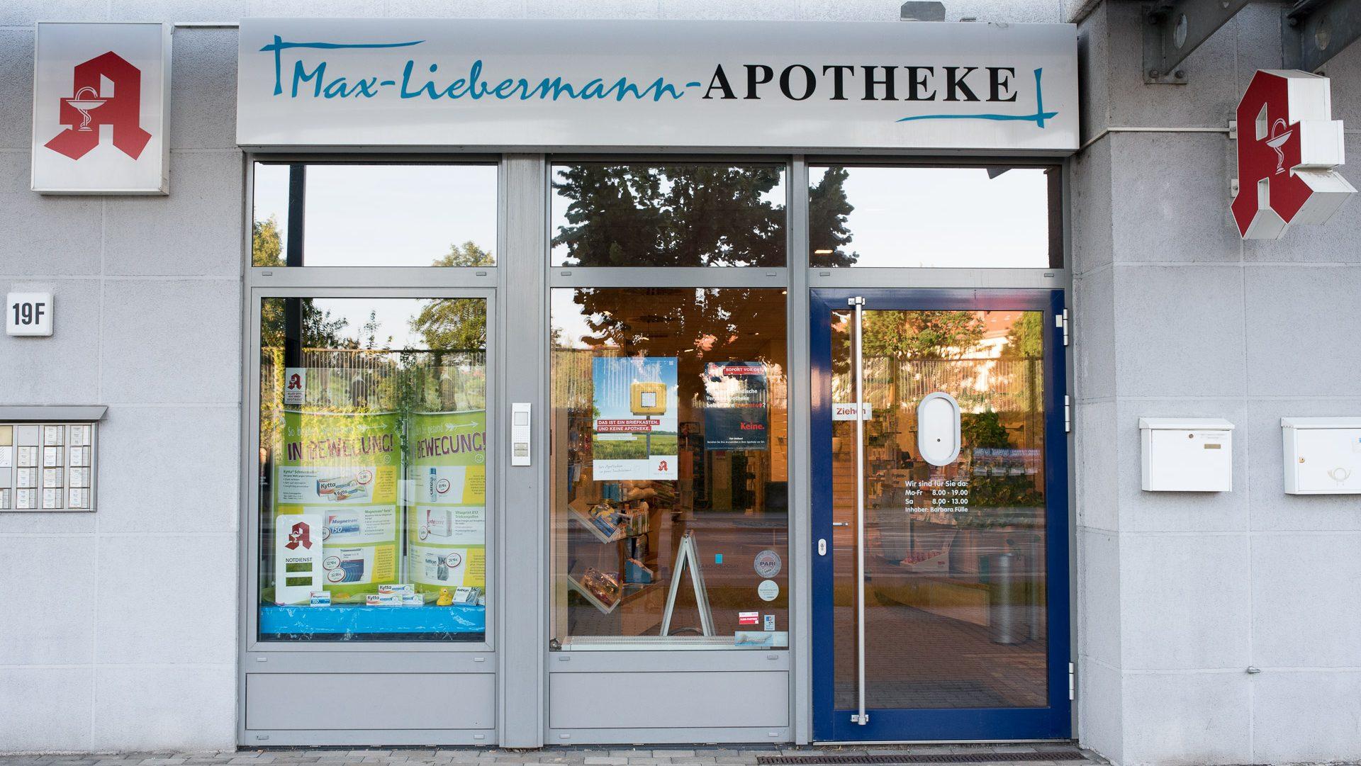 Max-Liebermann-Apotheke